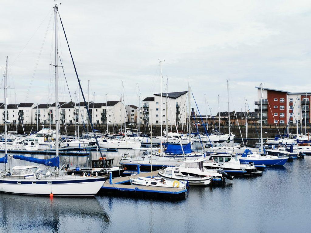 sailing, żeglowanie, jachty, jachtowy sternik morski, mile building, marina ardrossan