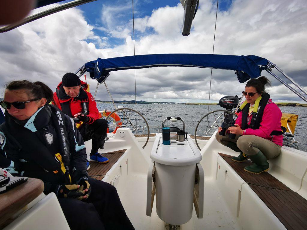 załoga, rejs, rejs stażowy, żeglarstwo, jachtowy sternik morski, szkocja, bałtyk, rejs turystyczny